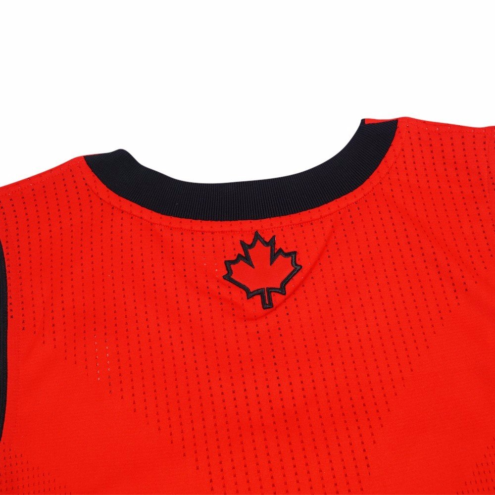 0ff6363b4 Amazon.com   adidas Toronto Raptors NBA Red Official Authentic On-Court  Revolution 30 Away Road Jersey Men   Sports   Outdoors
