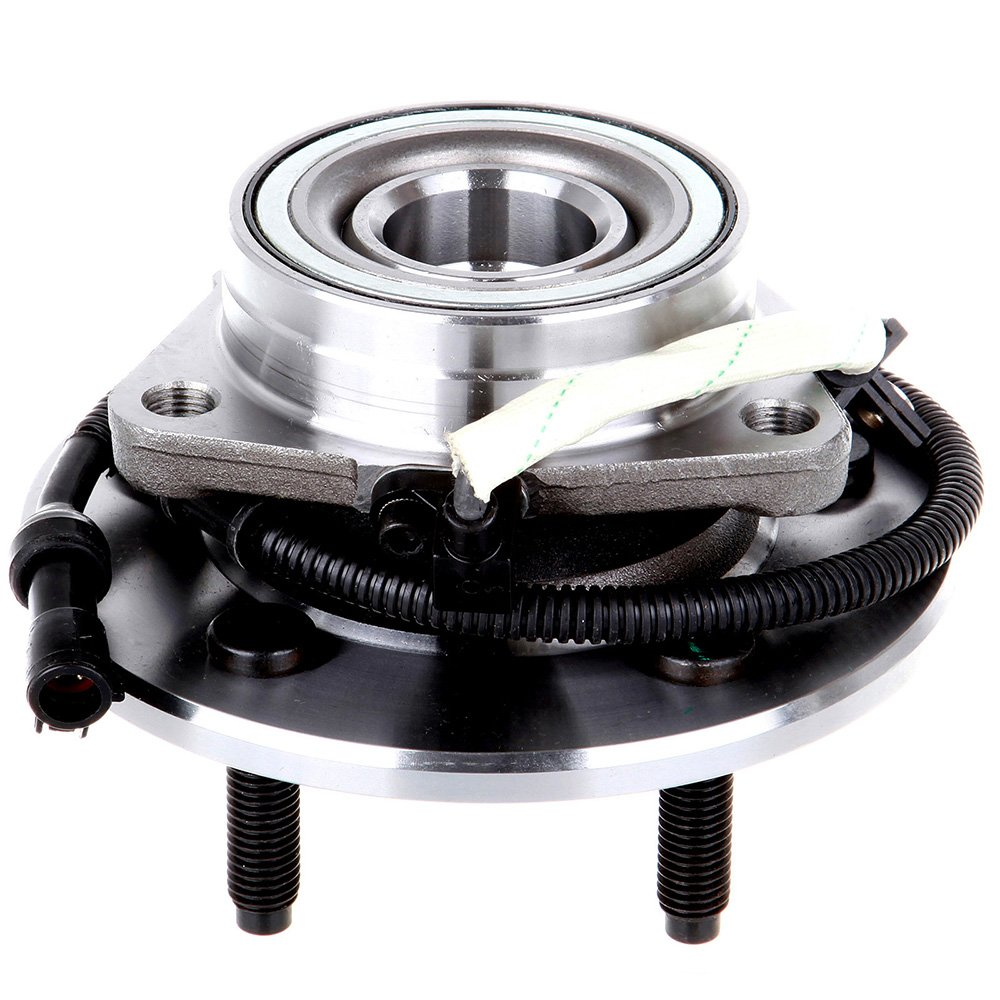 ECCPP 515029 New Front Wheel Hub Bearing Fits Ford F-150 4x4 2000-2004 W/ABS 5 Lugs