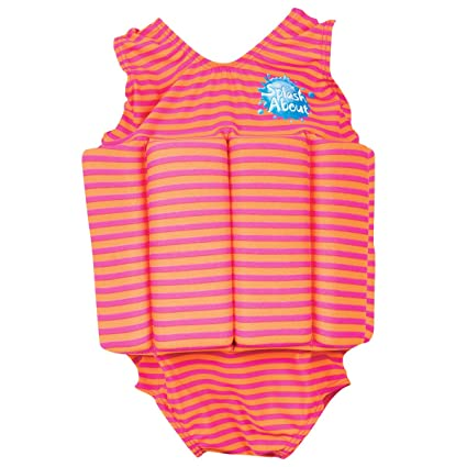 Amazon.com: Splash About – Traje flotador para niños con ...