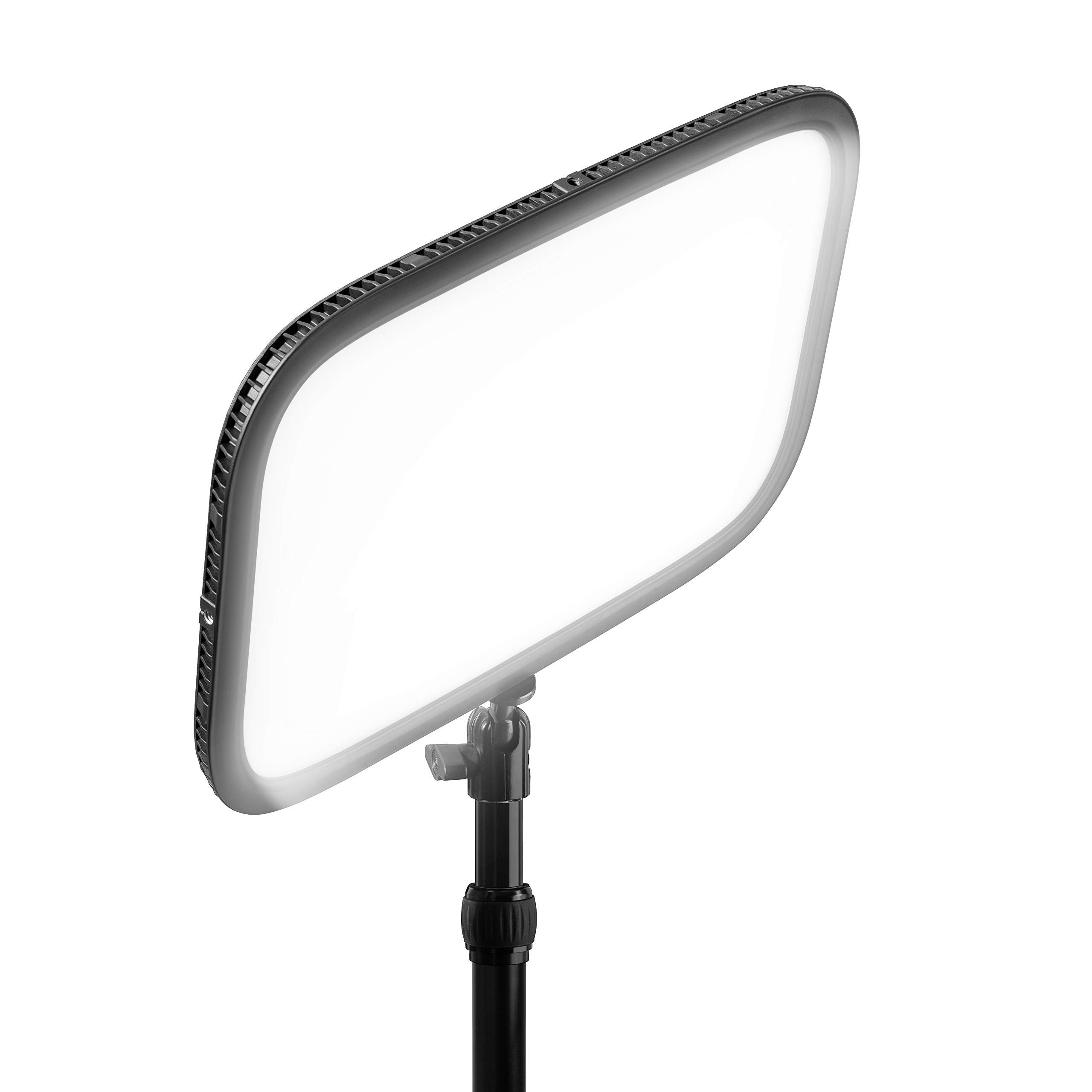 Elgato Key Light - Professional Studio LED Panel with 2500 Lumens, Color Adjustable, App-Enabled - PC and Mac (Renewed) by Corsair