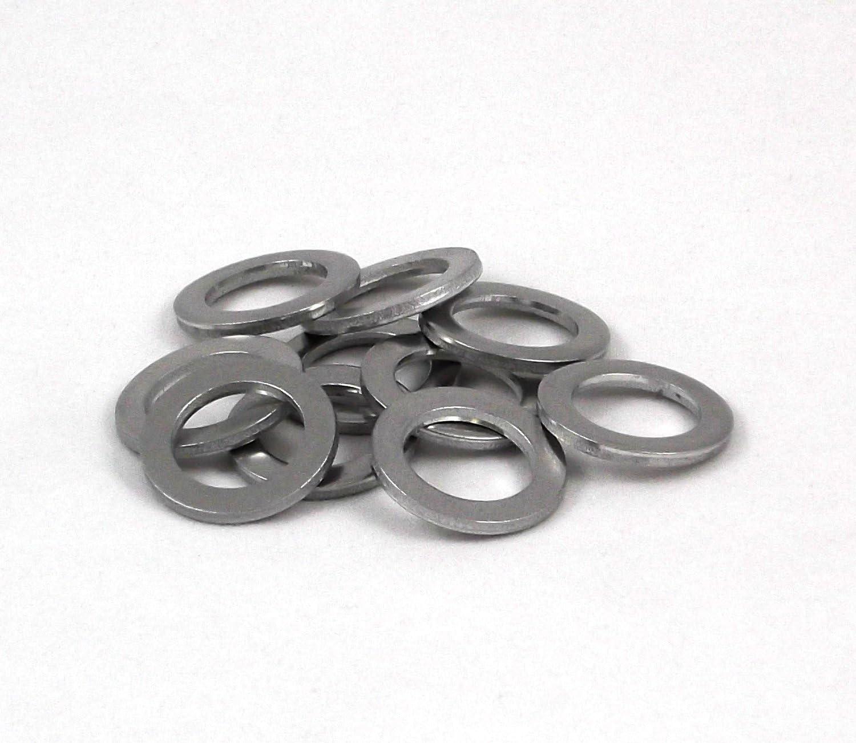 Package of 5 Prime Ave Crush Aluminum Oil Drain Plug Gasket Washers For Hyundai /& Kia Part# 21513-23001
