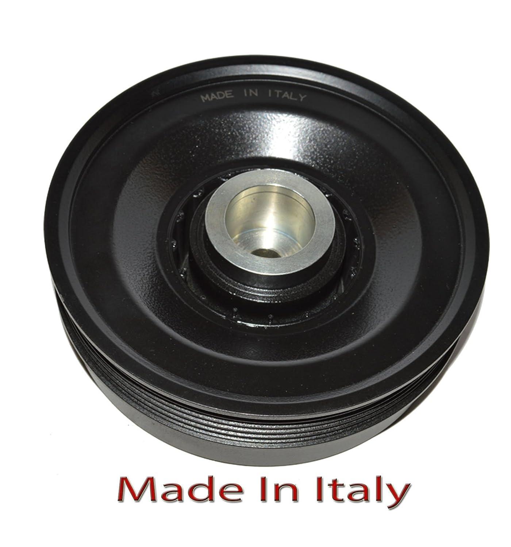 ENGINE Harmonic Balancer Crankshaft Pulley MINI COOPER 11237525135 Made in ITALY Hamburg-Tech