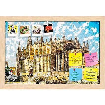 Artzfolio Cathedral Of Palma De Mallorca, Spain D3 Printed ...