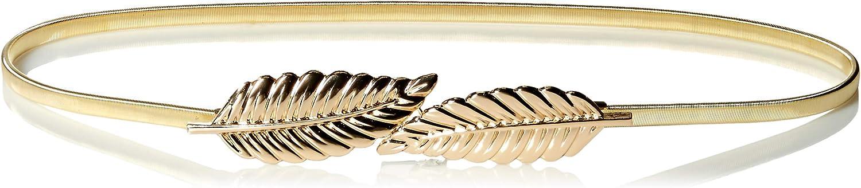 MoYoTo Women's Stylish Gold...