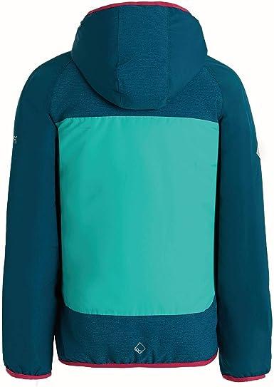 Regatta Kids Volcanics Iii Reflective Waterproof Insulated Jacket