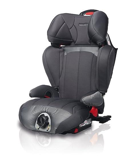 Casualplay Protector Fix Silla de coche grupo 23, color gris