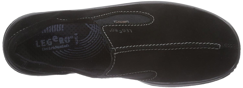 Legero Softboot Halb 800568 Schwarz Damen Slipper Schwarz 800568 (Schwarz 00) f2851b