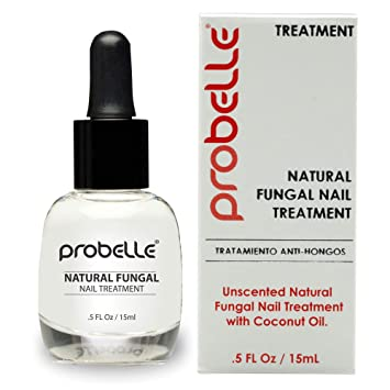 Amazon.com : Probelle Natural Fungal Nail Treatment, Anti Fungal ...