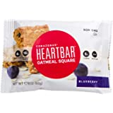 Heartbar Oatmeal Square, Blueberry, 1.76 Ounce (Pack of 12)