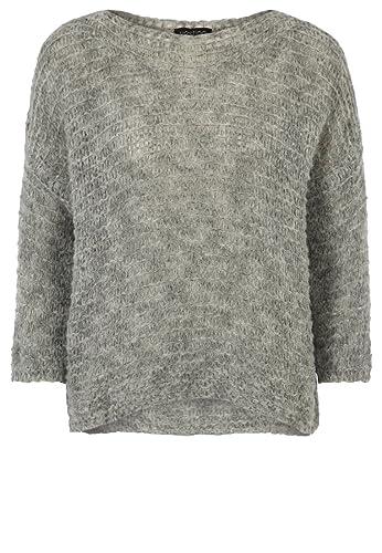 vestino - Jerséi - para mujer gris 46