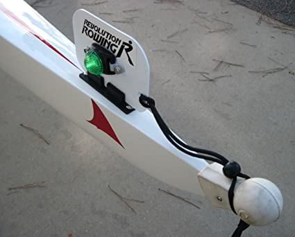 Amazon com : Rowing Shell Bow and Stern Lights : Sports & Outdoors