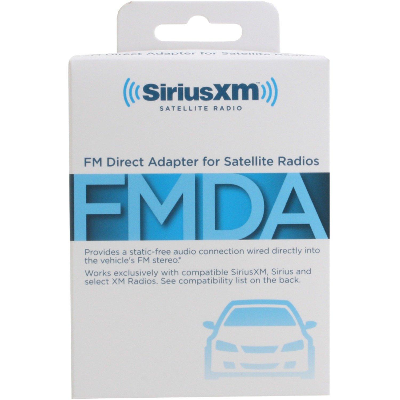 SiriusXM FMDA25 Direct Adapter by SiriusXM