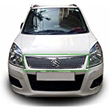 Auto Pearl - Premium Quality Car Chrome Front Grill For - Maruti Suzuki WagonR