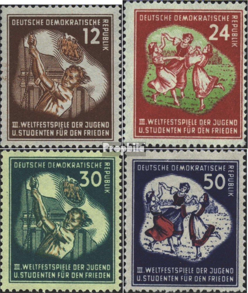 1958 Comenius Prophila Collection DDR 643-644 kompl.Ausg. Briefmarken f/ür Sammler