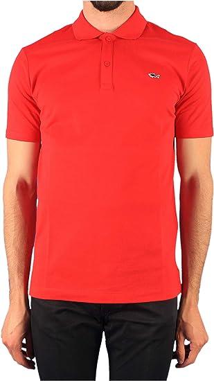 PAUL&SHARK - Polo para hombre, mod. Polo rojo código COP1013 577 ...