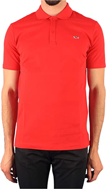 PAUL & SHARK - Polo para Hombre C0P1013 577, Color Rojo ss19 Rojo ...