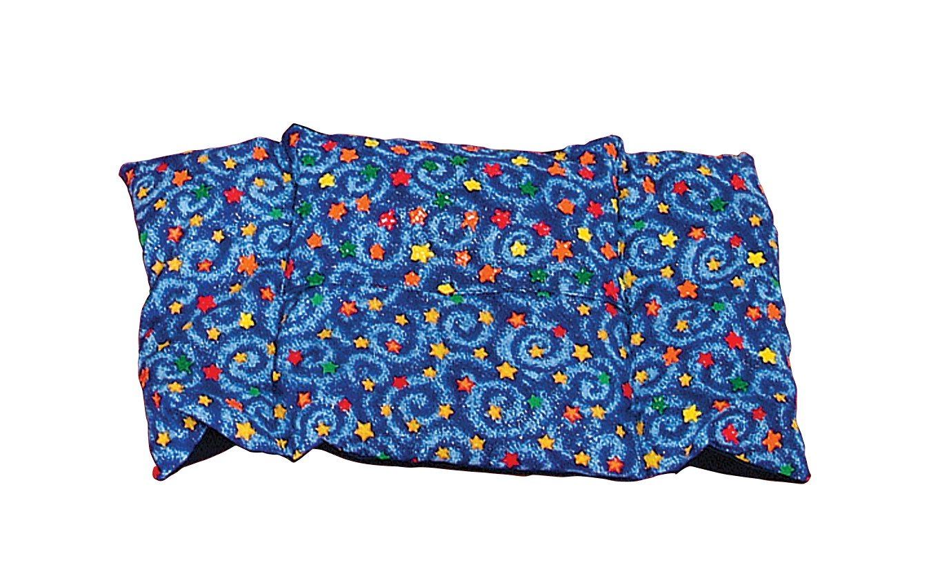 Weighted Wearables Medium Lap Lander Pillow - 9 x 18 inches - 4 pounds
