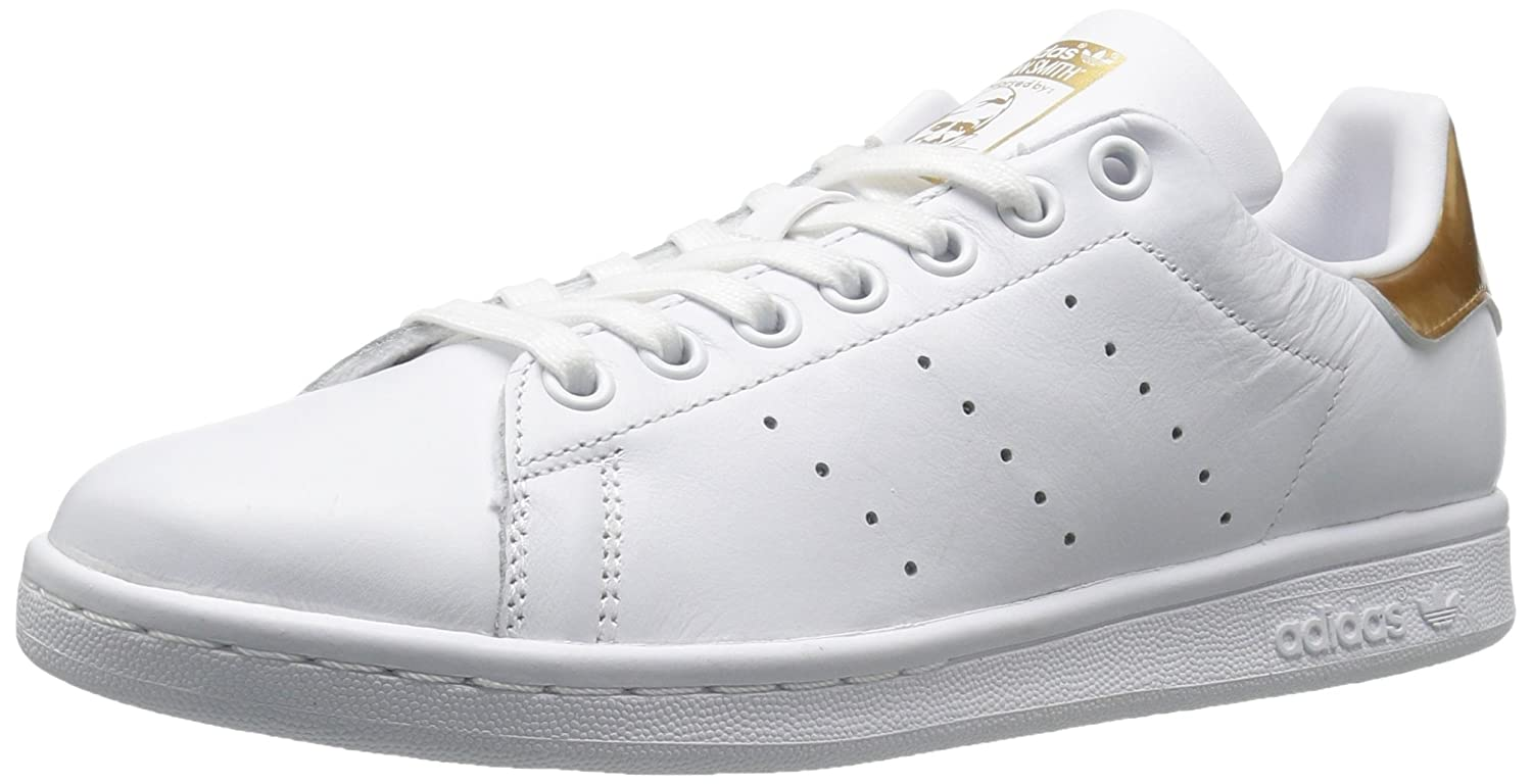 adidas Originals Women's Stan Smith Fashion Sneakers B01HNF8EGQ 7 B(M) US|White/White/Supplier Colour