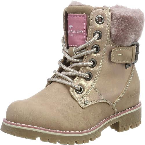 TOM TAILOR für Frauen, für Mädchen Schuhe Boots mit Schnalle