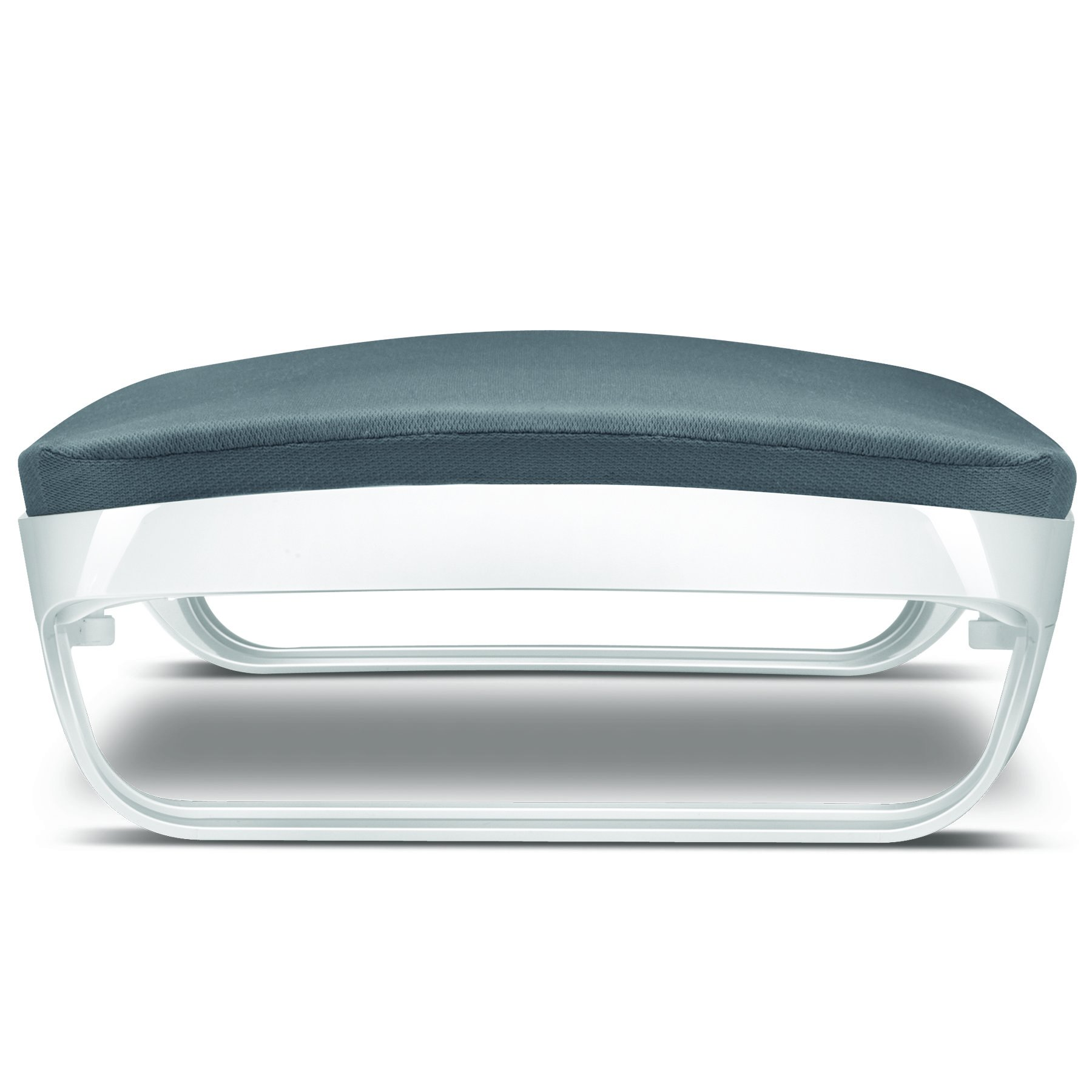 Fellowes I-Spire Series Foot Cushion/Rest, White/Gray (9311701) by Fellowes (Image #4)