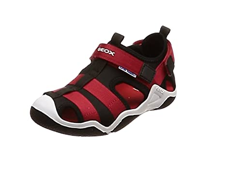 8e7e054065 Geox Boys' Jr Wader a Closed Toe Sandals: Amazon.co.uk: Shoes & Bags