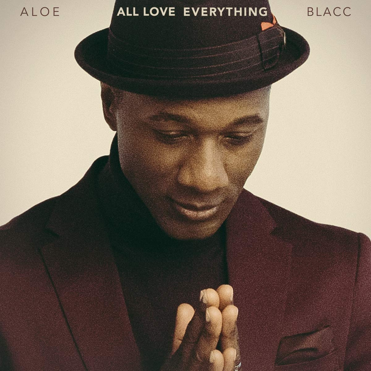 Book Cover: All Love Everything