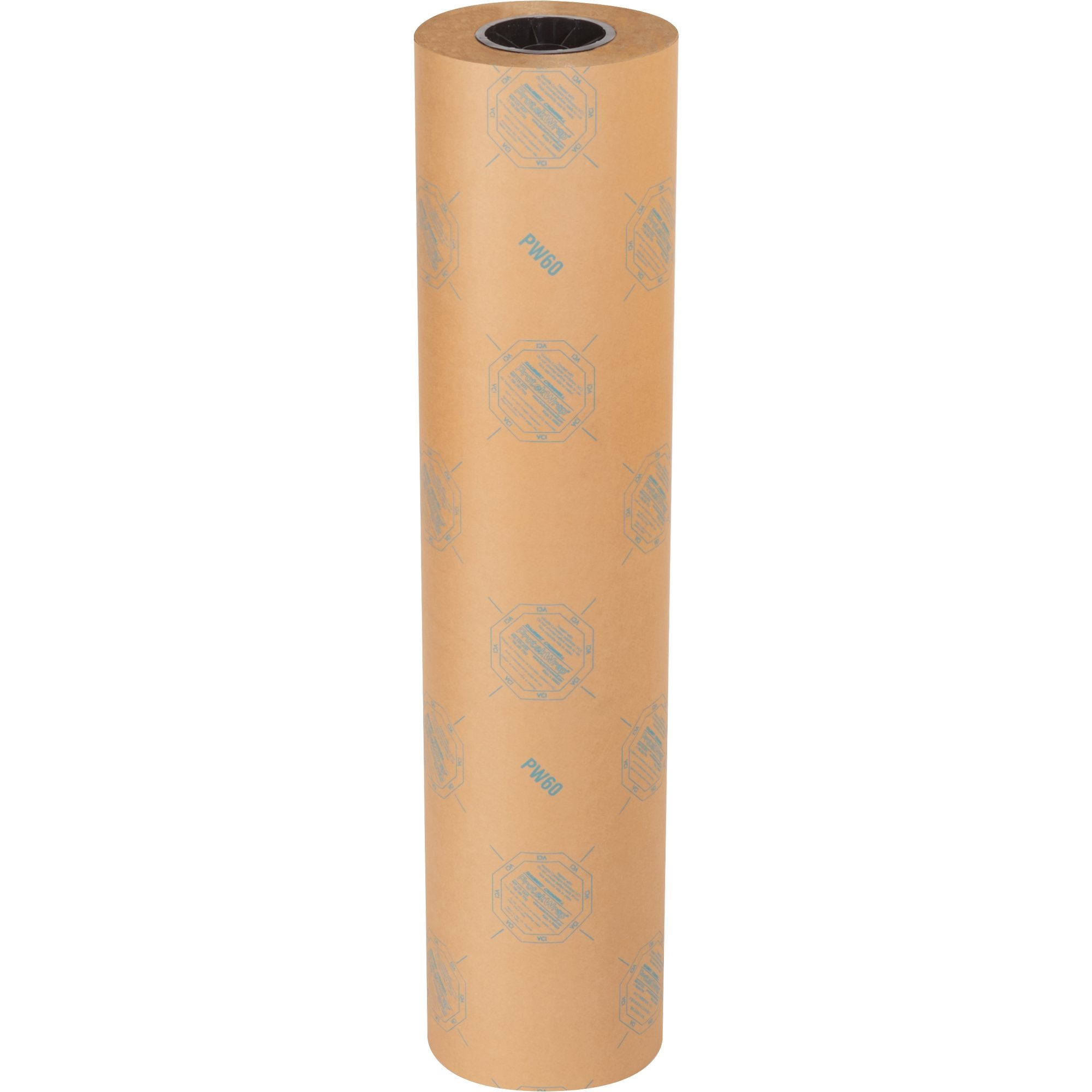 VCI Paper, Waxed Industrial Rolls, 60#, 36'' x 200 yds, Kraft, 1/Case by Choice Shipping Supplies