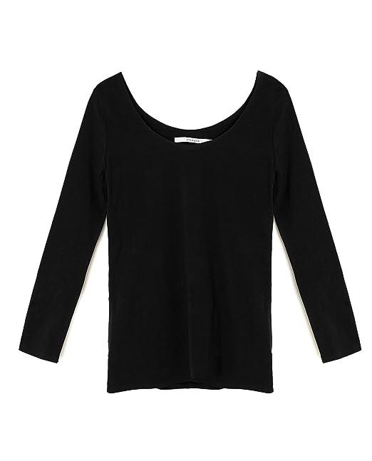 Uterque - Camisas - para Mujer Negro Medium