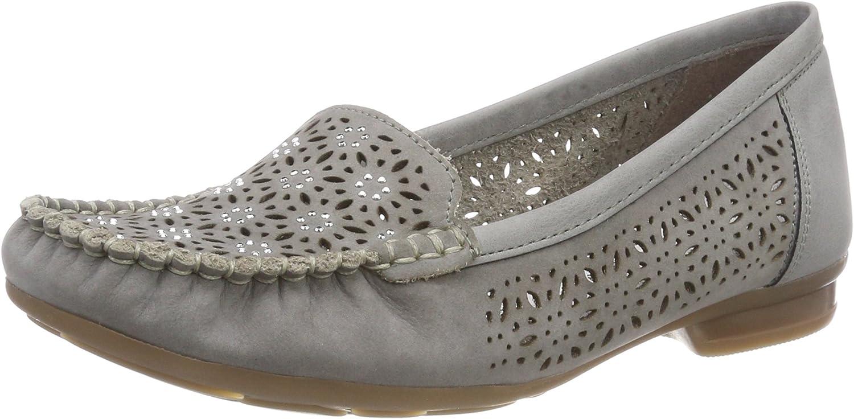 Rieker Slipper Sneakers Halbschuhe Sportschuhe Ballerina grau 40075   NEU!!