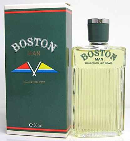 Antonio Puig Boston Man Eau De Toilette 50 ml by Puig