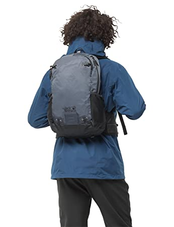 Jack Wolfskin Halo 22 Pack Aurora Grey 2019 Rucksack: Amazon
