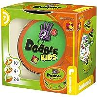 Asmodee- Dobble Kids Colour 8231, (Italian Language )