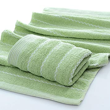 Scelet Toallas de Mano de algodón orgánico Toalla de Piscina de Banda Altamente Absorbente: Amazon.es: Hogar