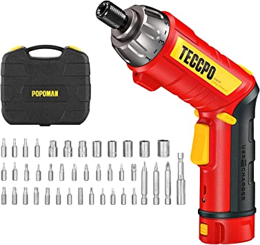 Battery Drill Cordless Screwdriver 14,4 VOLT Li with 2 Battery 234 PCs Accessories