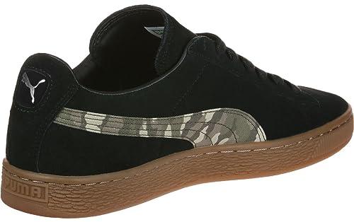 PUMA Suede Classic Camo S Shoes: Amazon.co.uk: Shoes & Bags