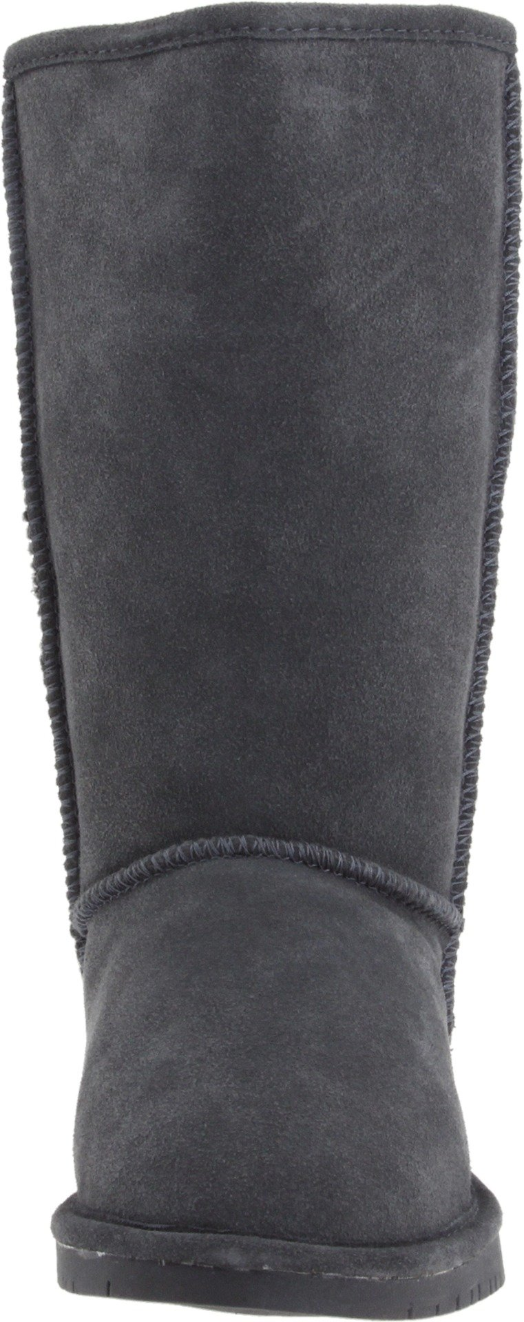 BEARPAW Women's Emma Tall Winter Boot, Charcoal, 9 M US by BEARPAW (Image #4)