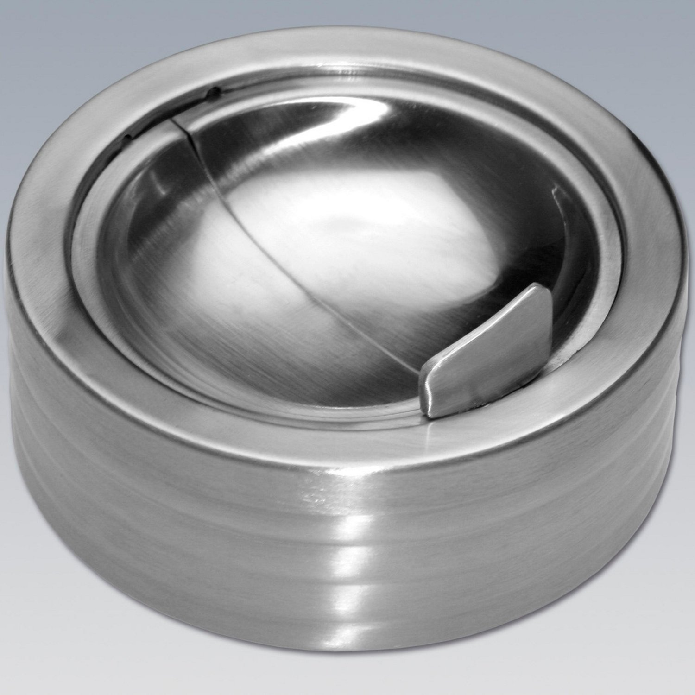 CHG 3315-00 - Cenicero con tapa (altura 5,5 cm, diámetro 11,5 cm)