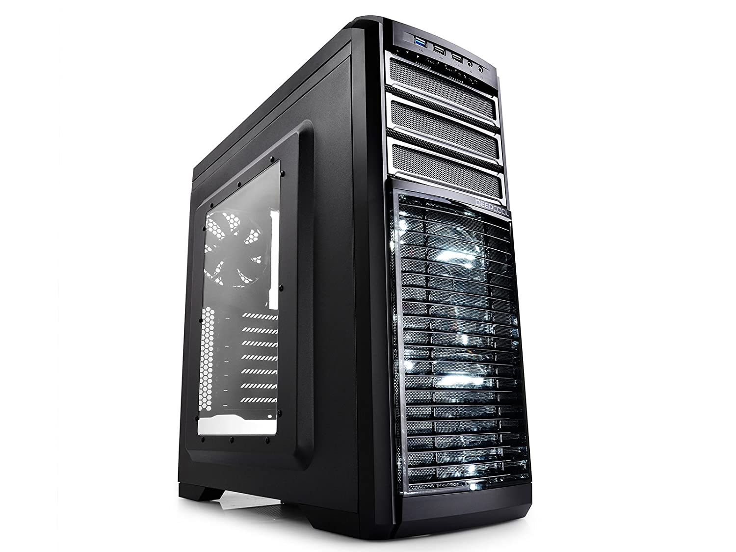 Deepcool Kendomen Titanium ATX Mid Tower Computer Case