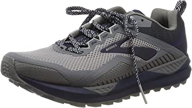 Brooks 1103101D, Zapatillas De Running para Hombre, Gris Grey Navy ...