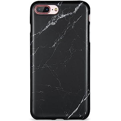 black marble iphone 8 plus case