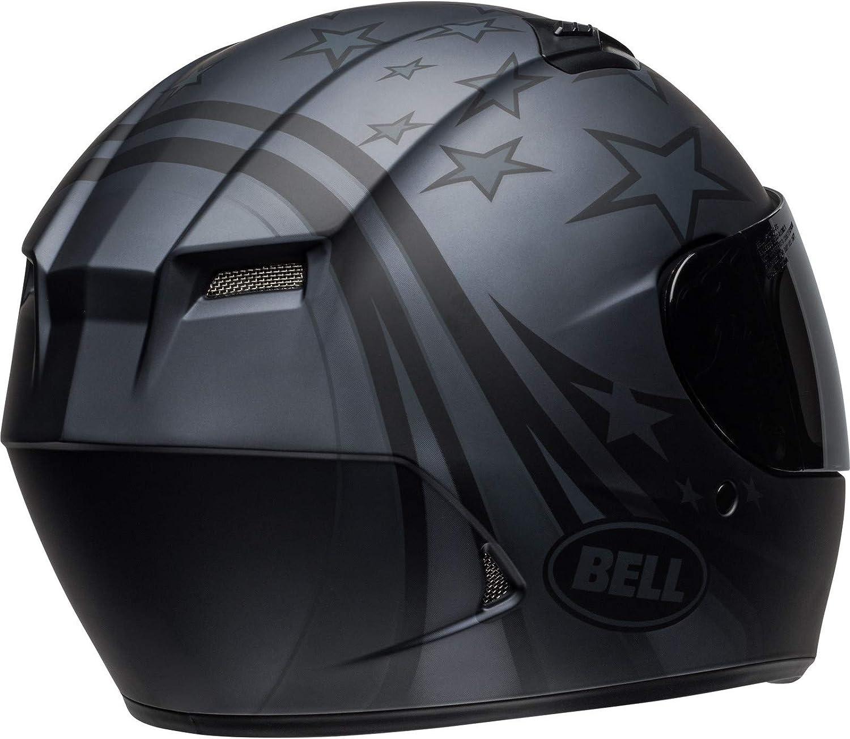 Casco para adulto Bell Street 2019 Qualifier STD color negro talla XS