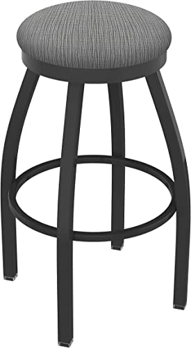 Holland Bar Stool Co. 80236PW020 802 Misha Bar Stool, 36 Seat Height, Graph Alpine
