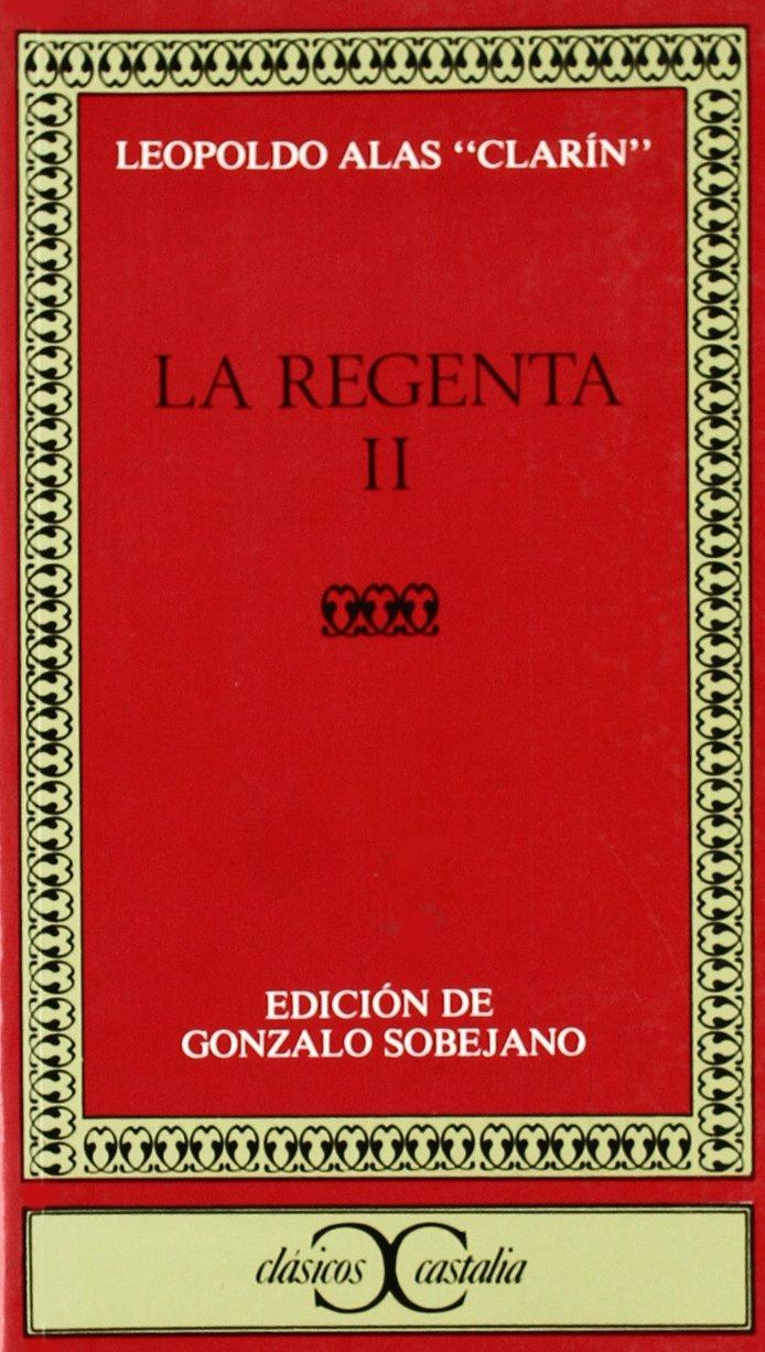 Regenta II, La (Spanish Edition) pdf epub