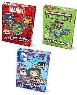 TMNT 52490 TEENAGE MUTANT NINJA TURTLES PLAYING CARD DECK 52 CARDS NEW