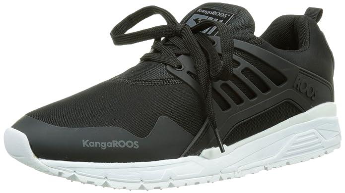 KangaROOSRunaway Roos 006 - Zapatillas Hombre, Negro - Noir (Black 500), EU 41