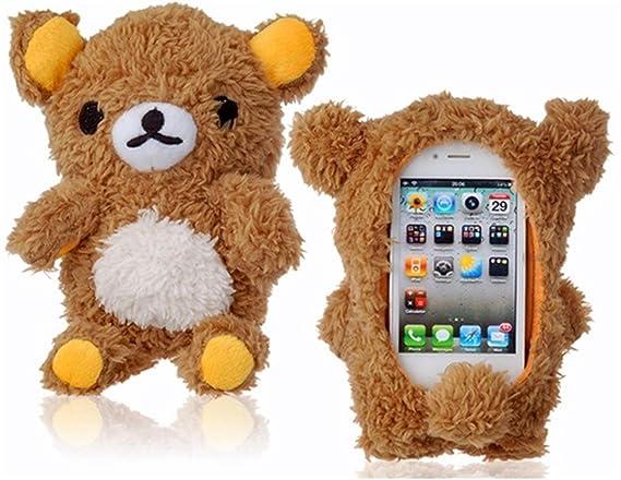 coque iphone 5 peluche