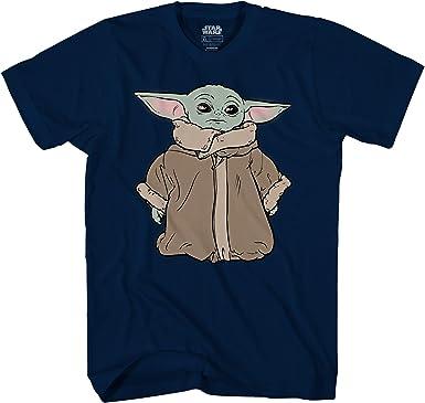 Star Wars Boys Darth Vader Stormtrooper and Yoda Shirt