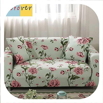 Amazon.com: New face Modern Lovely Sofa Cover Elastic Sofa ...
