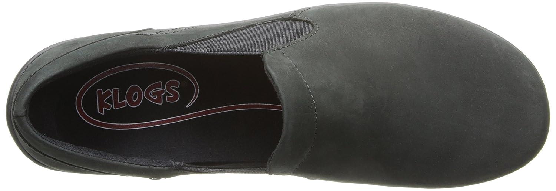 Klogs USA Women's Geneva Slip-On US Black Shoe B00IX3ZSNK 7.5 B(M) US Black Slip-On 2c5abe