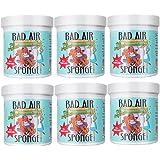 Bad Air Sponge BAS 去甲醛空气净化剂 去异味 白宫专用 14oz 跨境商品 (6罐)